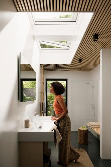 Increase Natural Light in Bathroom