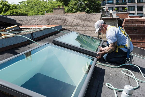 installers, skylights, installation, roof, roofing