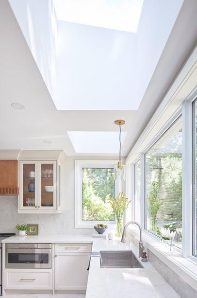 Linda Mazur Designer  Sun-Filled Kitchen