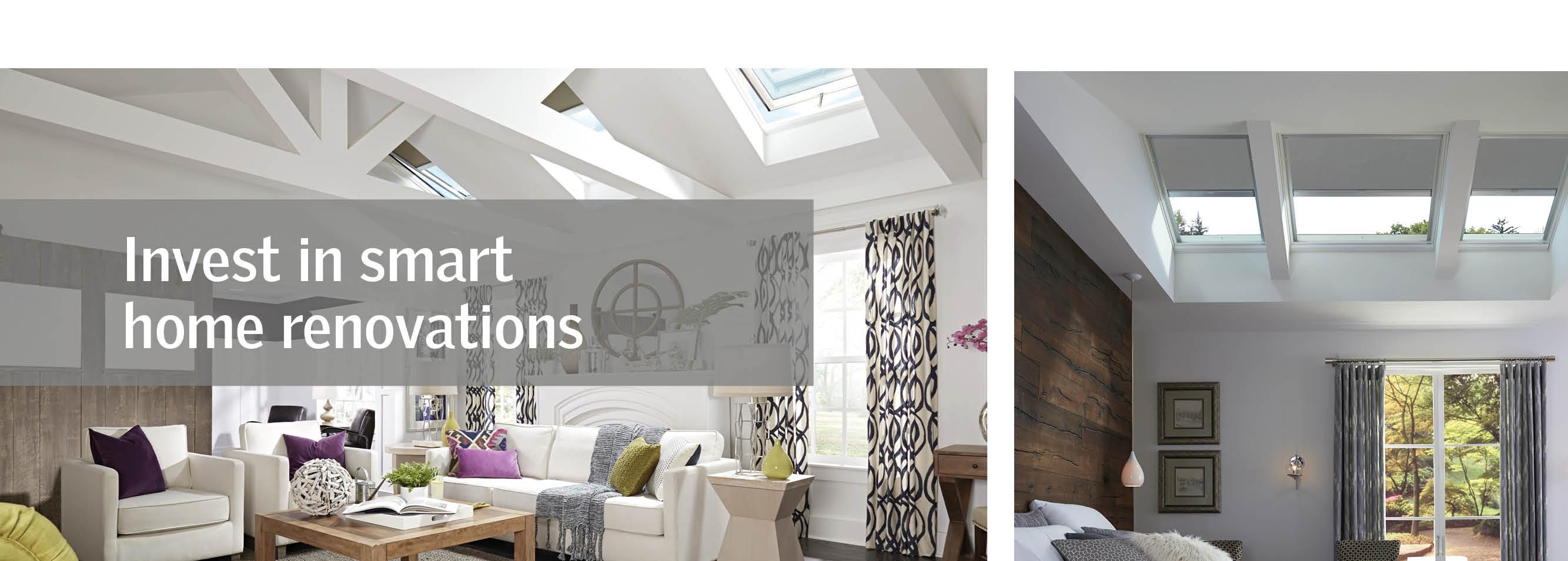 renovation velux trendy a light filled kitchen with. Black Bedroom Furniture Sets. Home Design Ideas